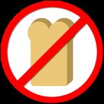 brood verboden voor eenden