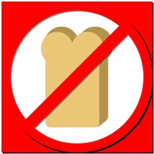 Brood verboden